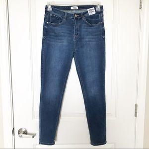 KENSIE • High Roller High Rise Medium Wash Jeans